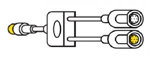 Daeger splitter 3951A