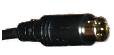 GE mini din 3957 plug