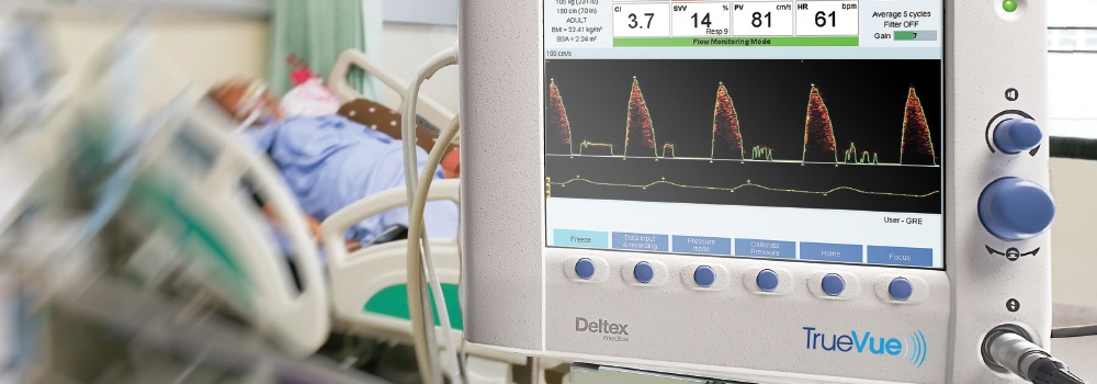 Haemodynamic monitoring in critical care